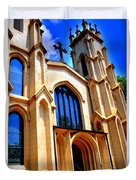 Trinity Episcopal Cathedral Columbia Sc Duvet Cover