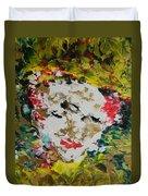 Trinity Panel Three Duvet Cover