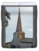 Trinity Parish Episcopal Church Duvet Cover