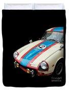 Triumph Gt6 Duvet Cover