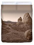 Trona Landscape Duvet Cover