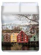 Trondheim Colors Duvet Cover