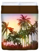 Tropical 11 Duvet Cover