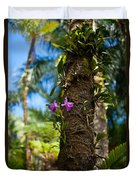 Tropical Beauty Duvet Cover