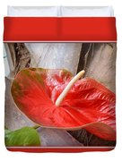 Tropical Beauty Duvet Cover