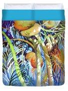 Tropical Design 2 Duvet Cover
