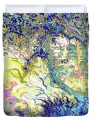 Tropical Essence Duvet Cover