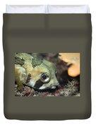 Tropical Fish Porcupinefish  Duvet Cover