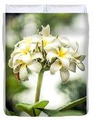 Tropical Flower 7 Duvet Cover