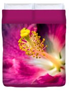 Tropical Flowers 8 Duvet Cover