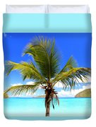 Tropical Island Duvet Cover