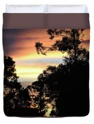 Tropical Lullaby Duvet Cover