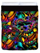Tropical Nights Duvet Cover