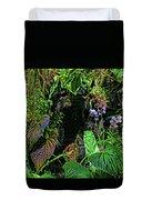Tropical Rainforest Duvet Cover