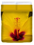 Tropical Reach Duvet Cover