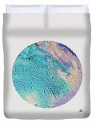 Tropical Thought Duvet Cover