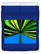 Tropical Tree Duvet Cover