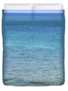 Tropical Waters Duvet Cover