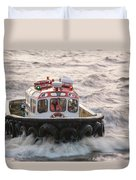 Troubled Waters Duvet Cover