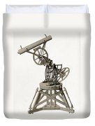 Troughton Equatorial Telescope, 19th Duvet Cover