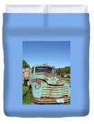 Truck Montana Duvet Cover