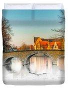 True Colors Of Amsterdam Duvet Cover