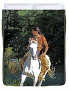 True Horsemen Duvet Cover