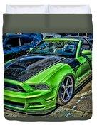 Truefiber Mustang Duvet Cover