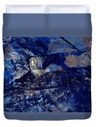 Truly Blue  Duvet Cover