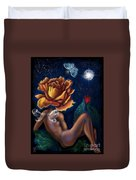 Tryst By Night    Duvet Cover