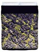 Tsingys, Karst Formations In The Tsingy Duvet Cover