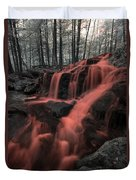 Tucker Brook Falls Ir 1 Duvet Cover