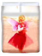 Tucson Angel Duvet Cover