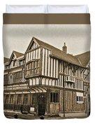 Tudor House Southampton Duvet Cover