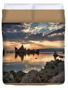 Tufa Sunrise Duvet Cover