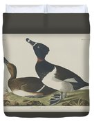 Tufted Duck Duvet Cover