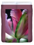 Tulip Abstract Duvet Cover