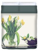Tulip Art Duvet Cover