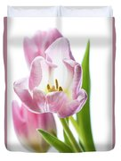 Tulip Bloom 3 Duvet Cover