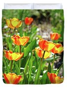Tulip Bouquet Duvet Cover