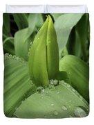 Tulip Bud 2 Duvet Cover