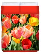 Tulip Crossing Duvet Cover