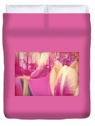 Tulip Dawn Duvet Cover