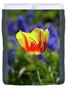 Tulip Flame Duvet Cover