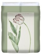 Tulip Grand Roy De France Duvet Cover
