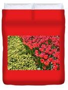Tulip Line Duvet Cover