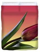 Tulip Love Duvet Cover
