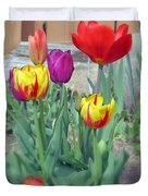 Tulip Mixture Duvet Cover