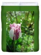 Tulip Morn Duvet Cover