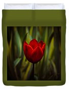 Tulip Duvet Cover by Rod Sterling
